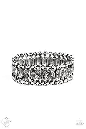 Rustic Rhythym Bracelet
