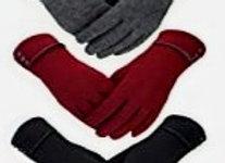 Patelai Women Touchscreen Gloves