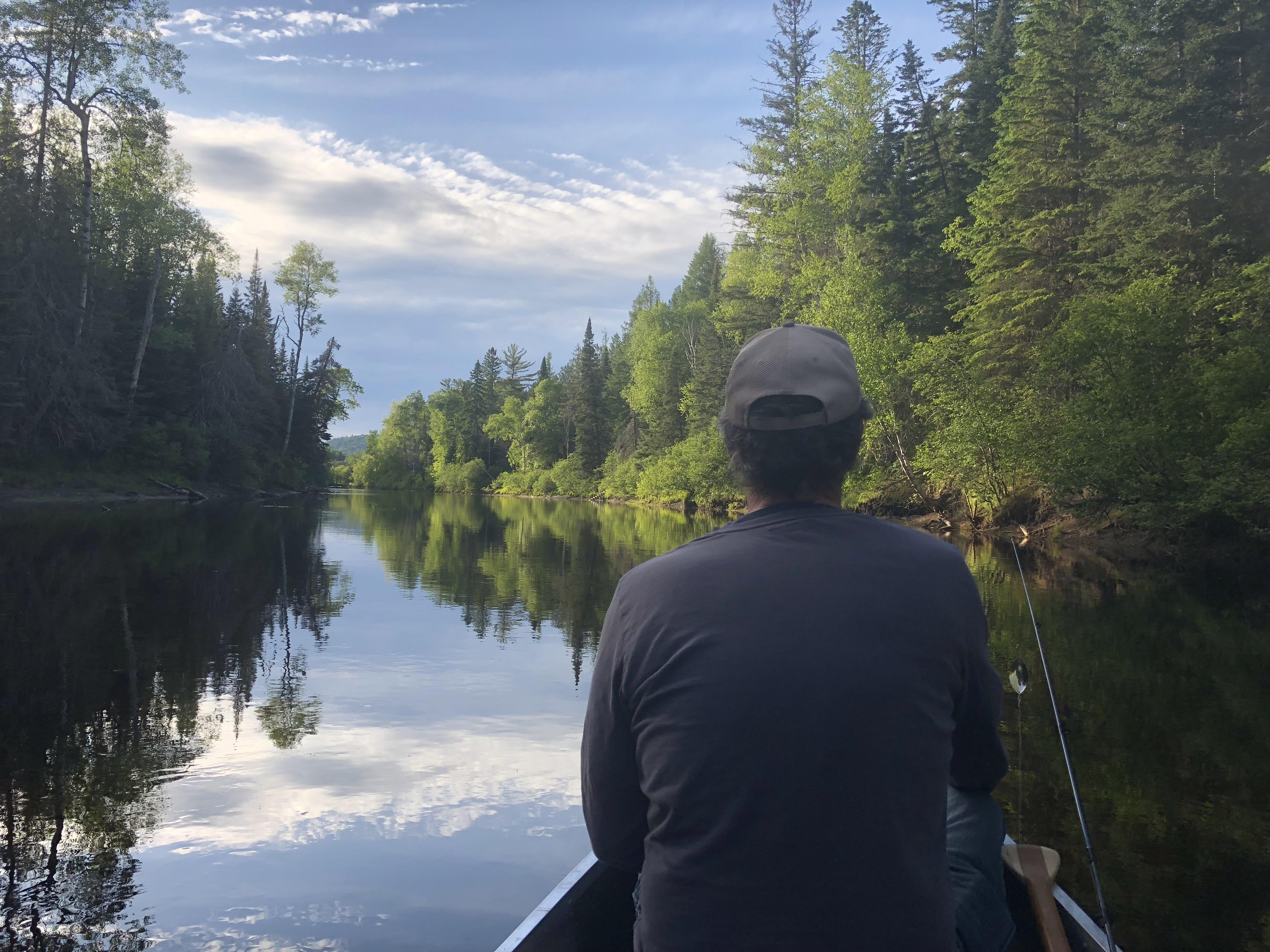 promenade en canot