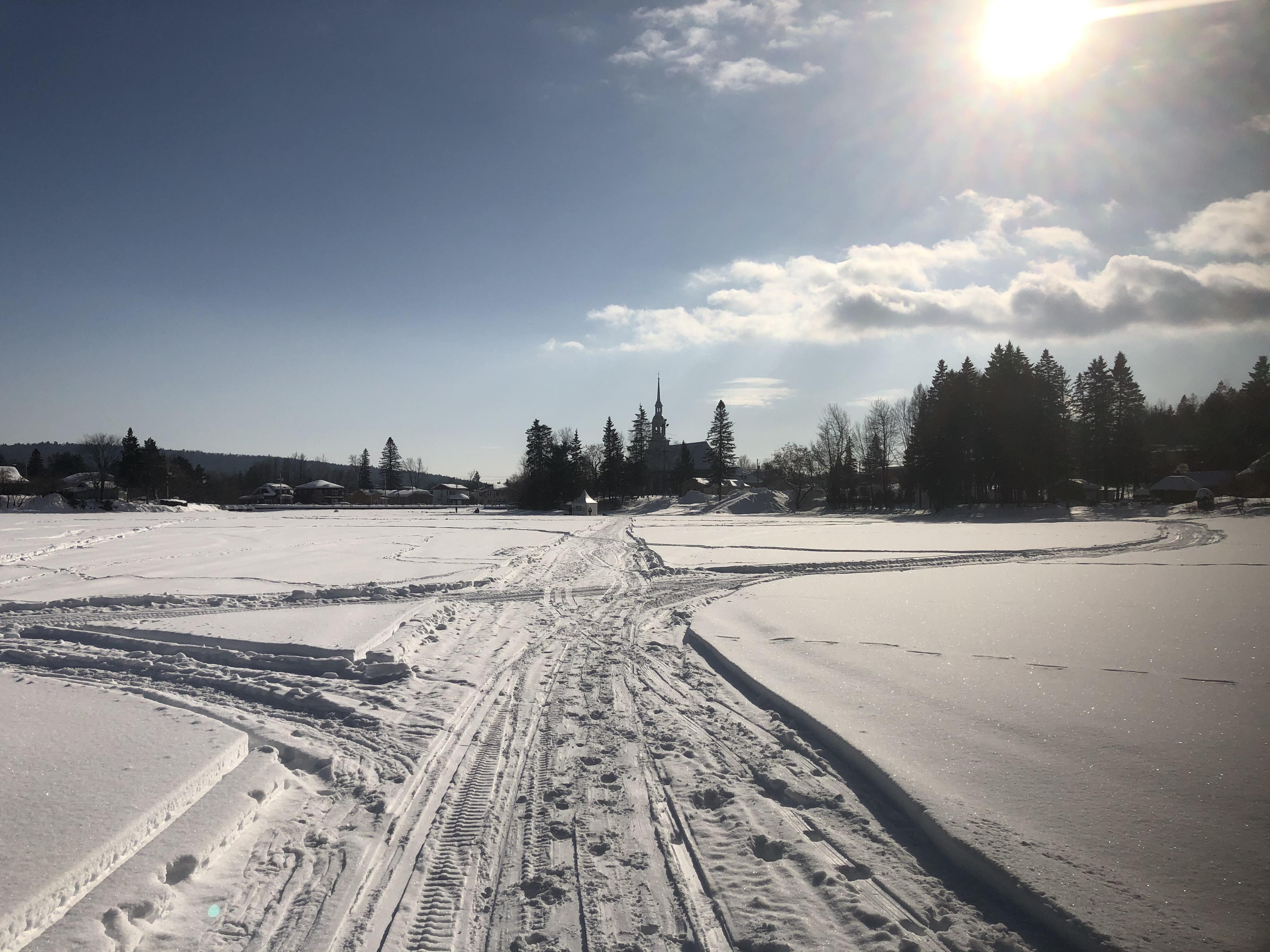 lac du village