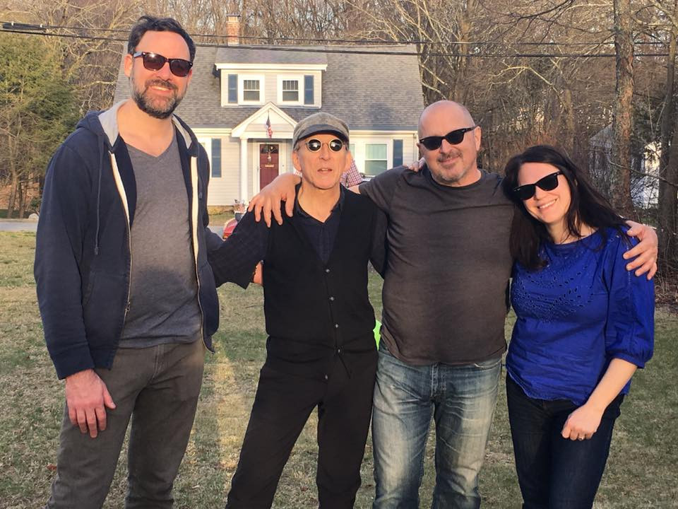 mah band, April 2017
