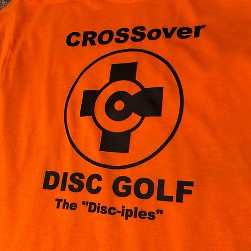 CROSSover Disc Golf- Disc-iples