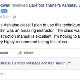 Heather Caldwell-ashiatsu certification.