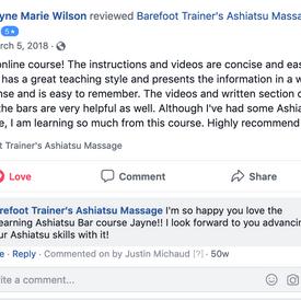 Jayne Marie Wilson eLearning Ashiatsu.pn