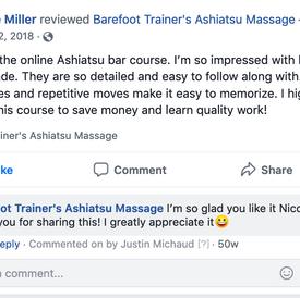 Nicole Miller-ashiatsu massage eLearning