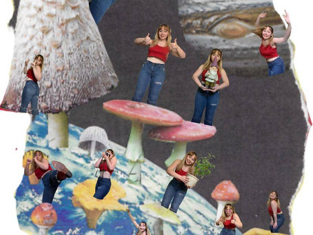 On Making a Collage, with Hannah Pecyna
