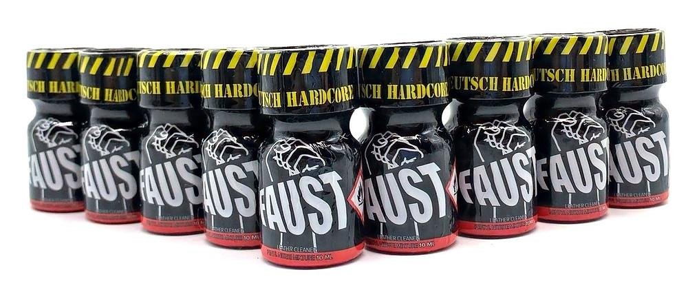 Попперс Faust 10 ml (Бельгия/Люксембург) — раскрывает сексуальный потенциал