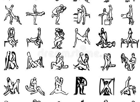 Всё многообразие сексуальных позиций