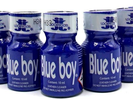 Купить попперс Blue Boy 10 мл (Канада) в Москве с доставкой и по лучшим ценам