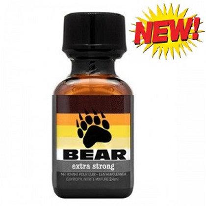 Попперс Bear Extra Strong 24ml. купить в Москве с анонимной курьерской доставкой