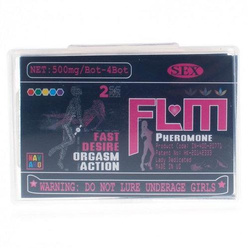 Возбуждающие капли для женщин FLM pheromone (0,5 мл.)