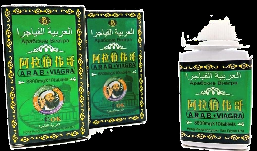 Состав и свойства препарата арабская виагра