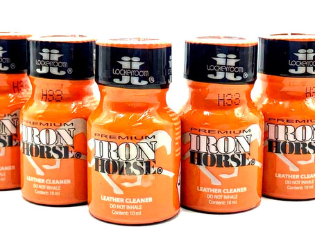 Купить попперс Iron Horse 10 ml. (Канада) в Москве по низким ценам