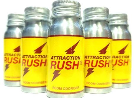 Где заказать попперсы Attraction Rush 30 ml
