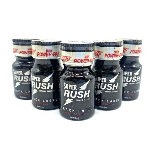 Попперс Super Rush Black Label 10 мл. (США) (Канада)
