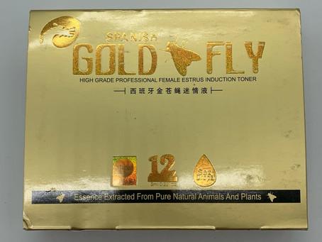 Женский Возбудитель Spanish Gold Fly (5 мл.)