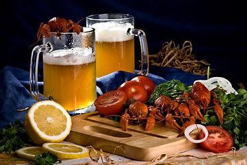 Магази по прадаже живого пива и раков на Народного Ополчения д20к1
