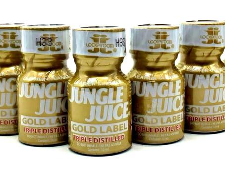 Купить попперс Jungle Juice Gold 10 мл. (Канада) по низким ценам
