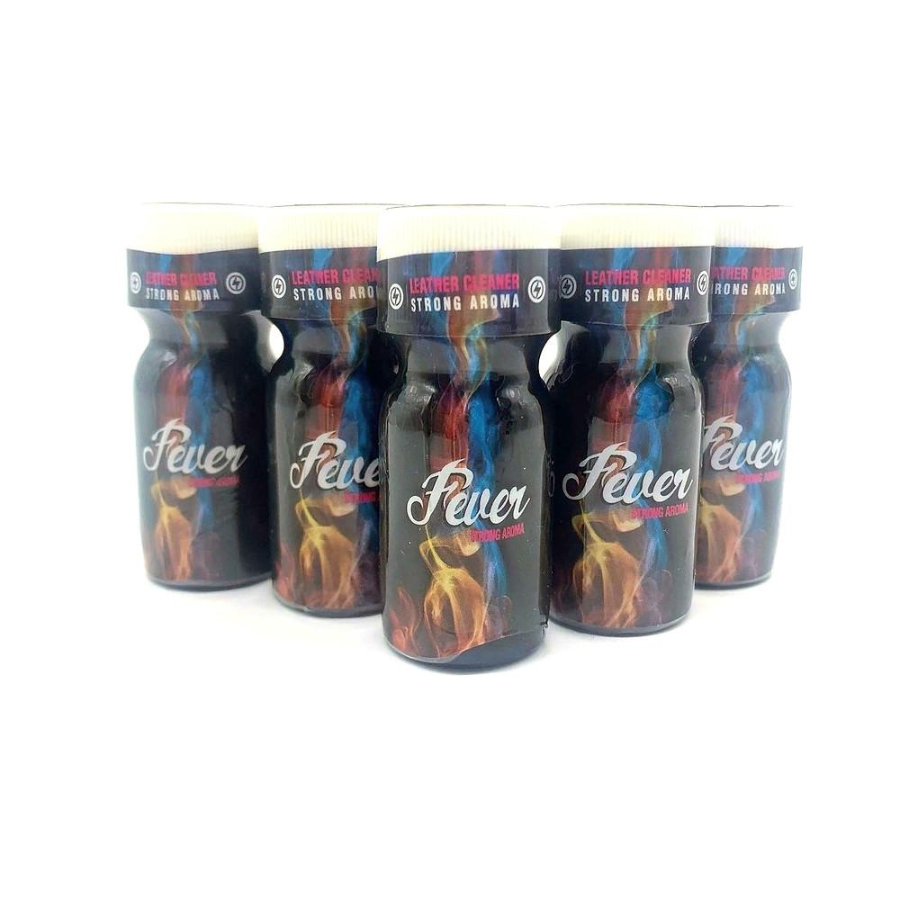 Попперс Fever 13 ml. (Франция) — один из самых популярных продуктов на рынке возбудителей. Он универсален: может использоваться как мужчинами, так и женщинами.