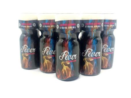 Попперс Fever 13 ml. (Франция): универсальный возбудитель для мужчин и женщин