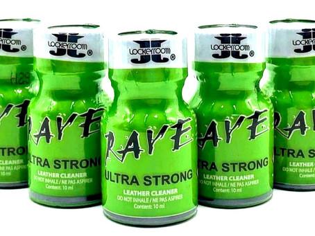 Купить попперс RAVE Ultra Strong 10 ml (Канада) в Москве с доставкой по России и по лучшим ценам