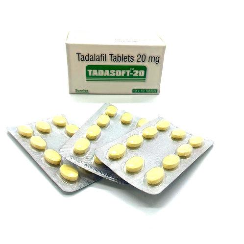 Дженерик Tadasoft 20 mg