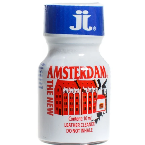Попперс Amsterdam The New 10 мл (Канада) купить на поп-перс.рф с доставкой по Москве и всей России