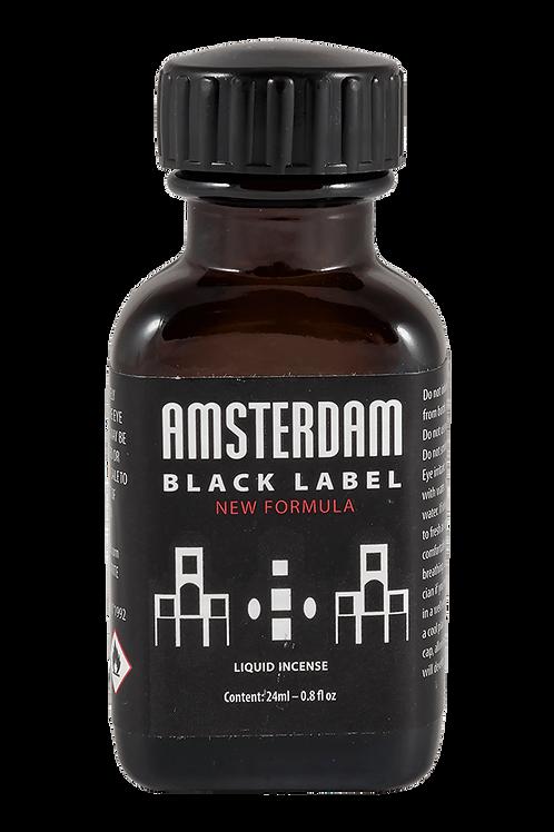 Попперс AMSTERDAM BLACK LABEL 24 ml. Бельгия / Люксембург