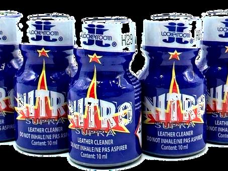 Попперс Nitro Supra 10 мл — действие и эффекты
