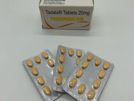 Мужской дженерик Tadarise 20 mg