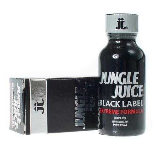 Купить в Москве Попперсы JJ Black Label (Канада) 30 мл