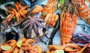 Морепродукты и их обработка