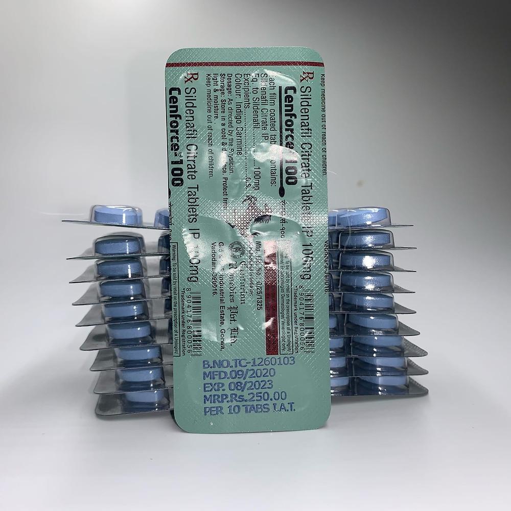 CENFORCE 100 мг обеспечивает реанимацию половой функции для мужчин любого возраста и веса. Препарат активирует потенцию, обеспечивая эрекцию до шести часов.