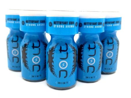 Попперс Jolt Blue 13 — стоит ли покупать подобный препарат?