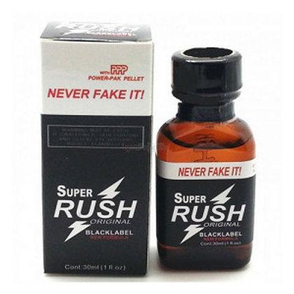 купить Попперс SUPER BLACK RUSH 30 ml