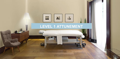 Usui Traditional Reiki Level 1 Attunement  with Reiki Master Steven Mills