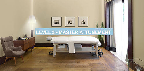 Usui Traditional Reiki Level 3 Attunement