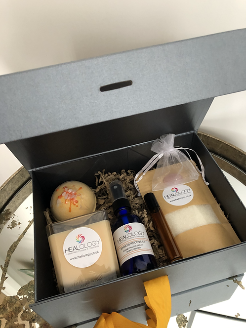 Sports Recovery Gift Box