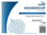 ASA Certificate