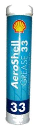 Mobil Grease 33 Aviation Blue-Green BMS  Grease - 0.38 Kg (13.7 oz) Cartridge