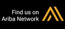 Find us on ARIBA Network