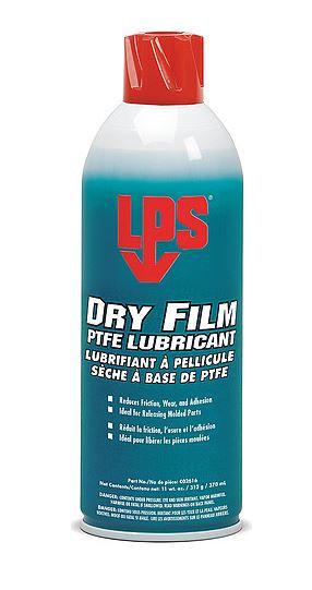 LPS Dry Film - PTFE