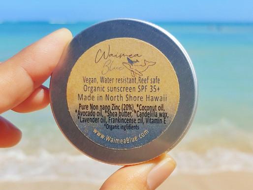 水中フォトグラファーが海と肌のことを本気で考えて作った日焼け止め