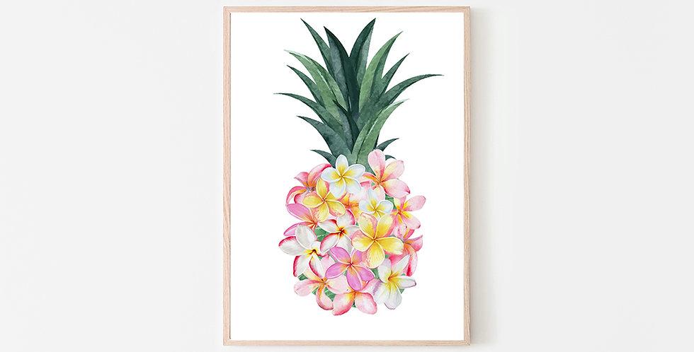 プルメリア パイナップル