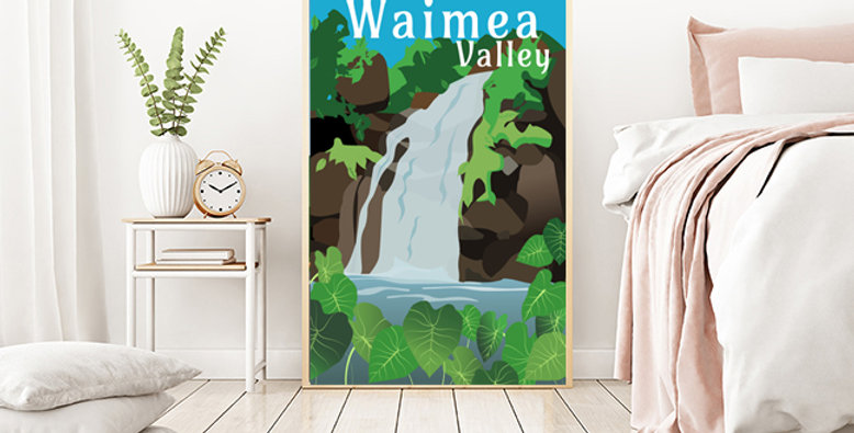 Waimea Valley North Shore, Oahu