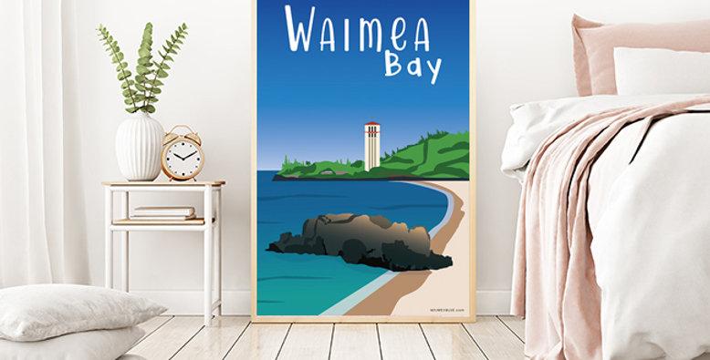 Waimea Bay 1, North Shore, Oahu