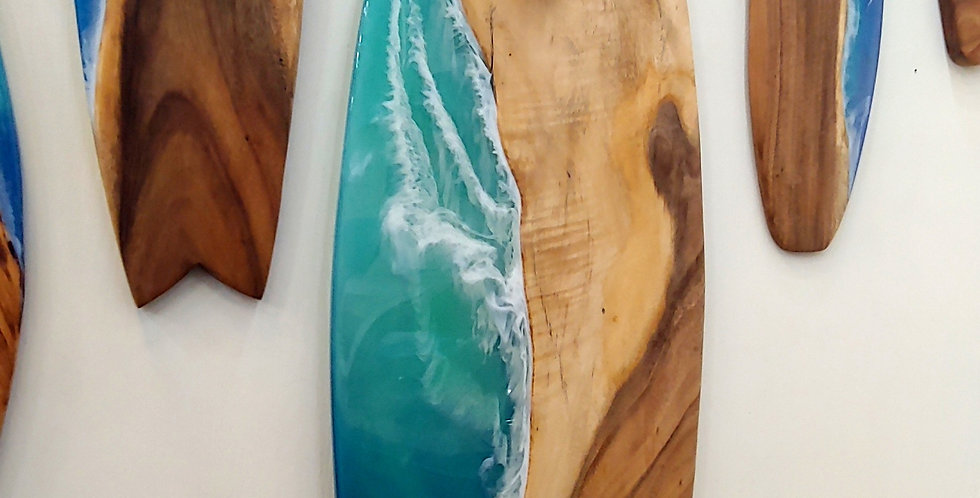 "5'6"" Oahu Monkeypod with Hammerhead"