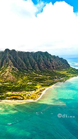 Kaawa Oahu, Hawaii