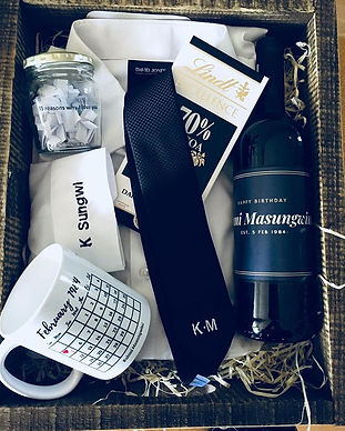 Create your own gift Package from any of