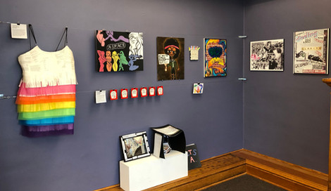So many of my students projects made the GWS gallery (shout out Mimi Nguyen).